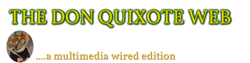 THE DON QUIXOTE WEB